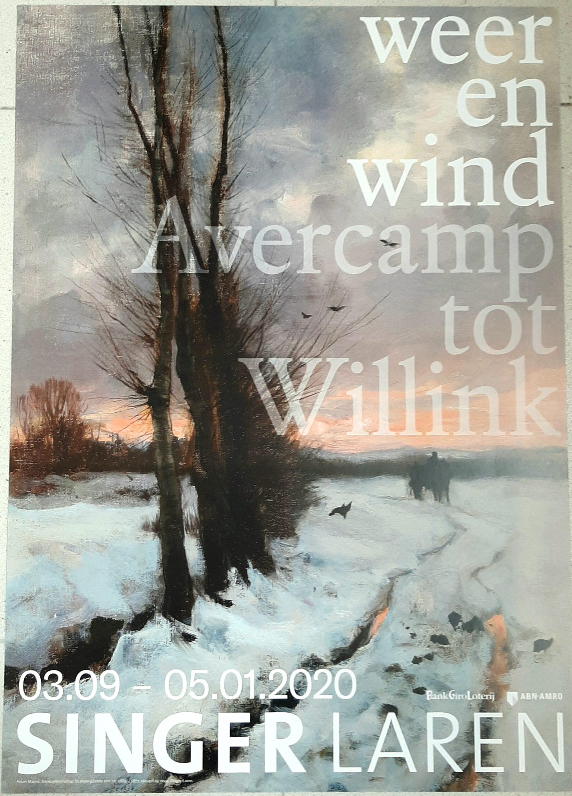 Affiche Weer en Wind