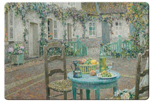 Placemat La Table Bleue, Le Sidaner