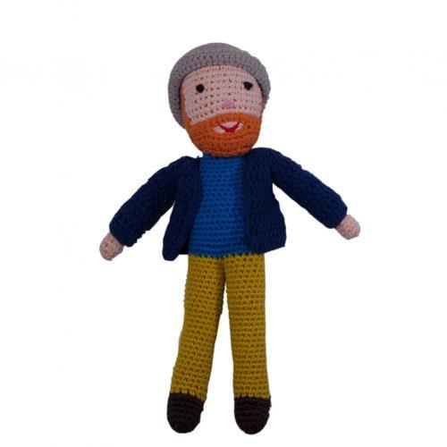 Crochet Vincent van Gogh