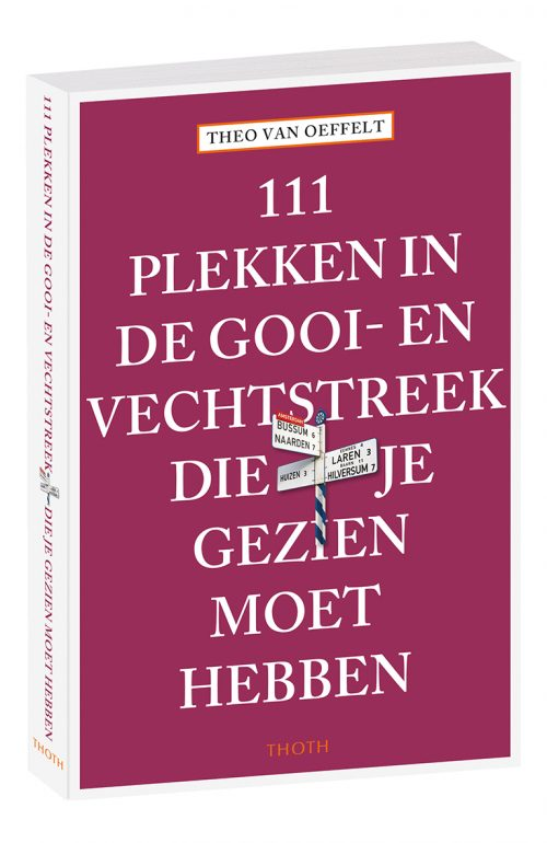 111 Plekken in het Gooi-en Vechstreek