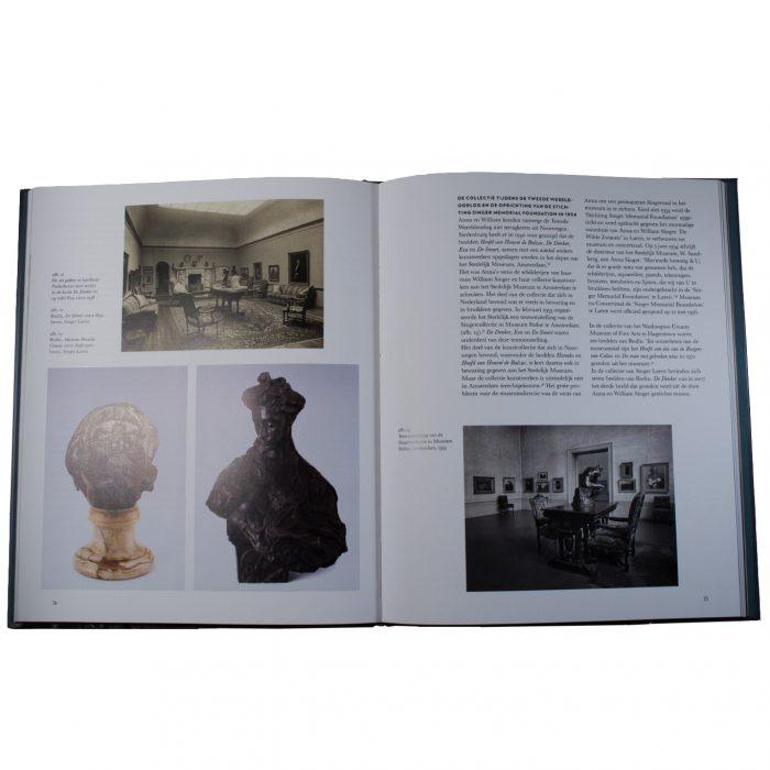 Rodin De Denker Catalogus