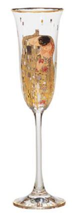 Klimt Champagneglas de Kus 24 cm *