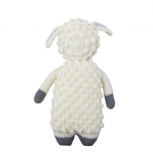Crochet Doll Woodland Sheep