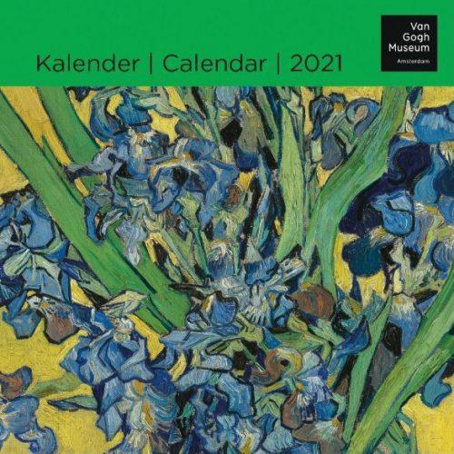 KA21370 Van Gogh Mini Maandkalender 2021