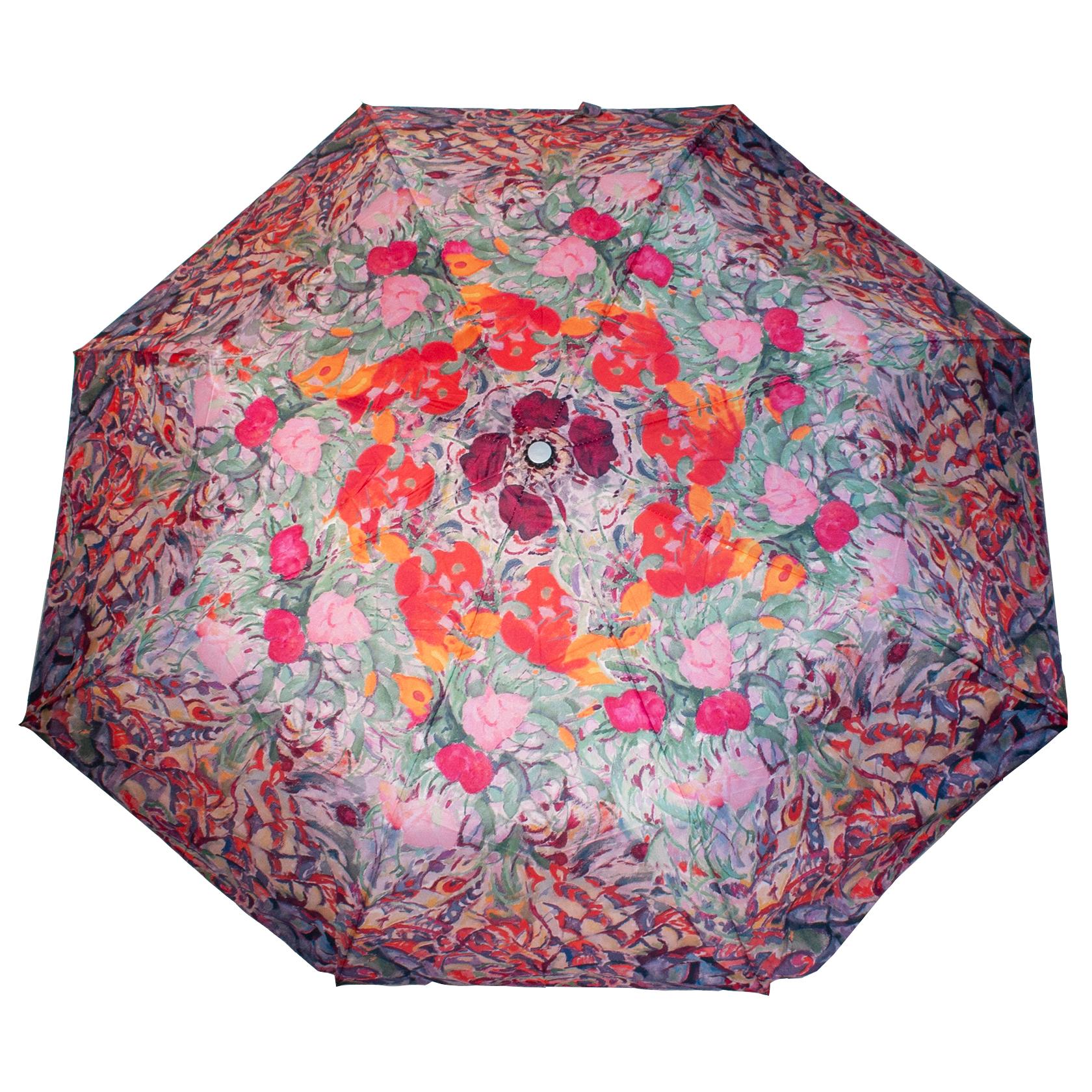 Paraplu, Gebloemde Lap, Leo Gestel, Singer Laren