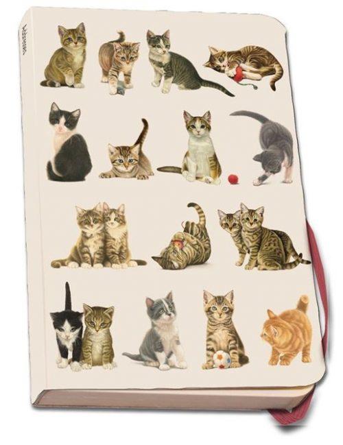ABSM695 Adresboekje Franciens Katten