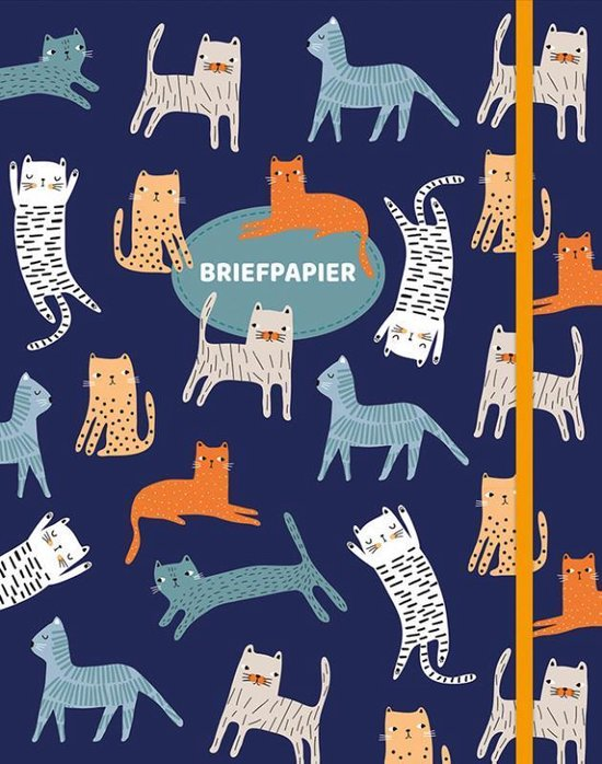 Briefpapier Katten