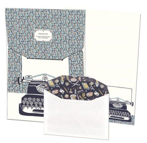 WS799 Briefpapier met enveloppen Blue, Rieder