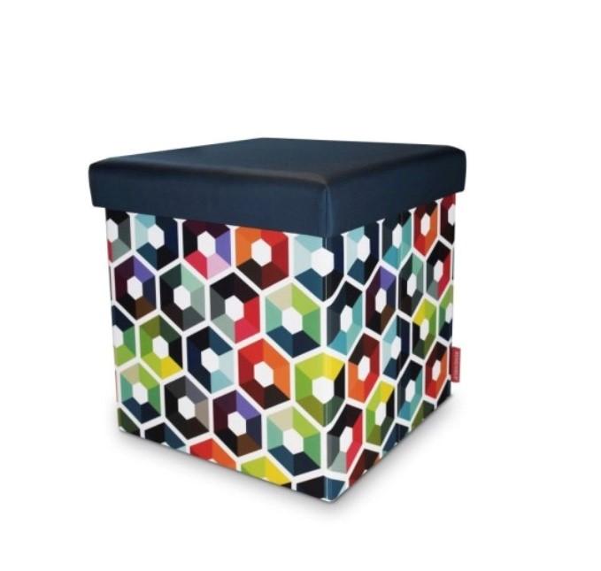 Remember sitting box Hexagon *