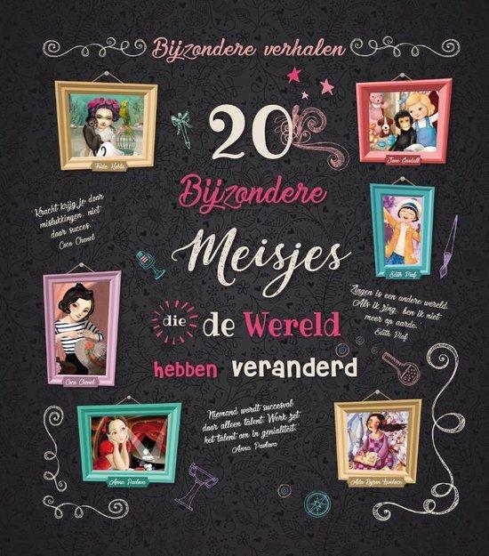 20 Bijzondere Meisjes