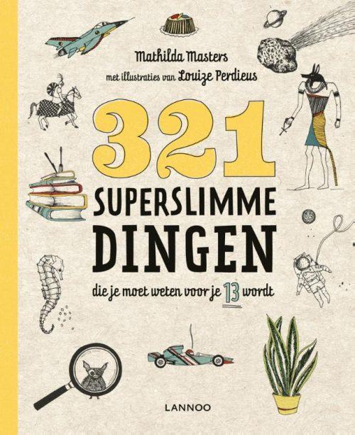 321 Superslimme Dingen, Mathilda Masters