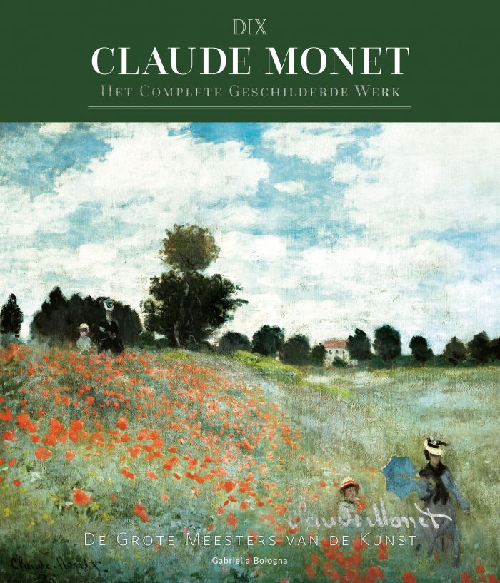 Claude Monet- DIX