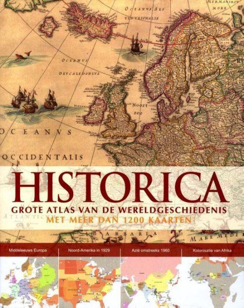 Historica, Grote Atlas van de Wereldgeschiedenis