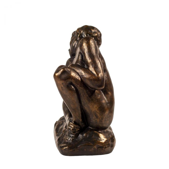 RO13 The Crouching Woman (12cm)