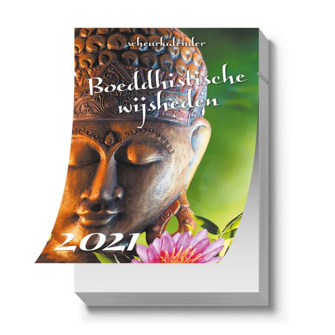 Scheurkalender Boeddhistische wijsheden 2021
