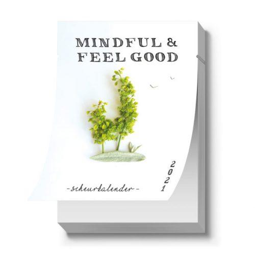 Scheurkalender Mindful & Feel Good 2021
