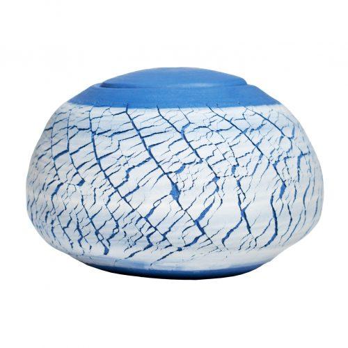 Zwanen Blauw Porselein*