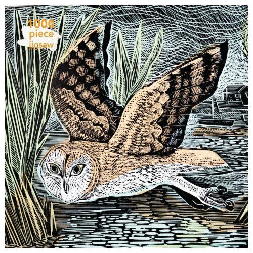 Puzzel A. Harding Marsh Owl 1000