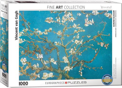 Puzzel Almond Blossom, Vincent van Gogh