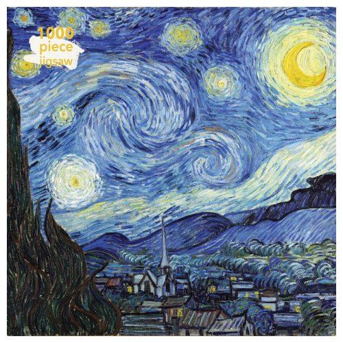 Puzzel Vincent Van Gogh Starry Night 1000
