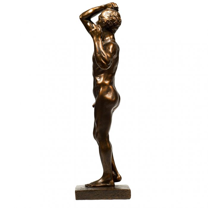 Rodin the Age of bronze *
