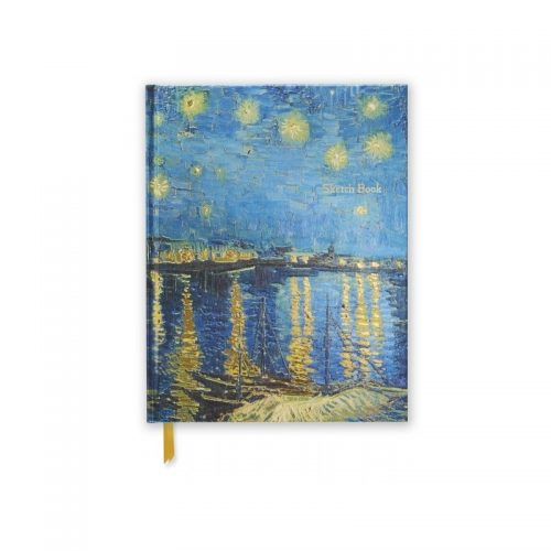 Sketch Book Van Gogh Starry Night