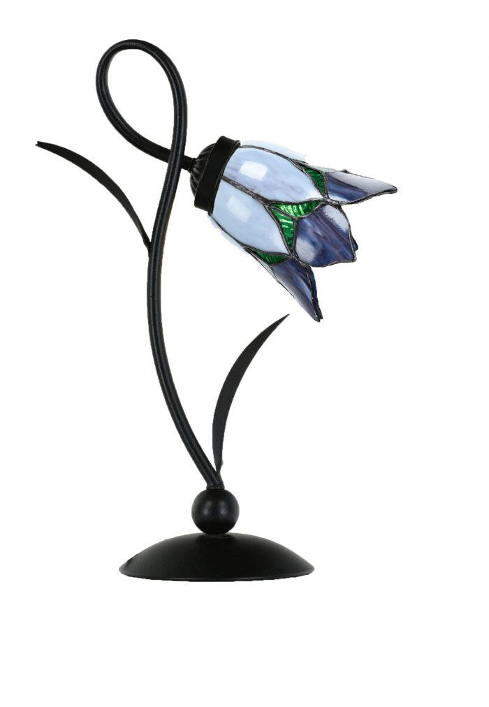 TiffanyTafellamp Lovely Flower *