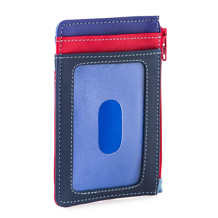 Credit Card Holderw/Coin Purse Royal