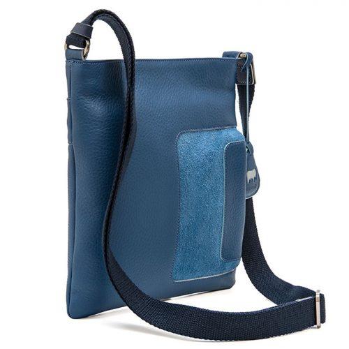 Medium Cross Body Bag Denim