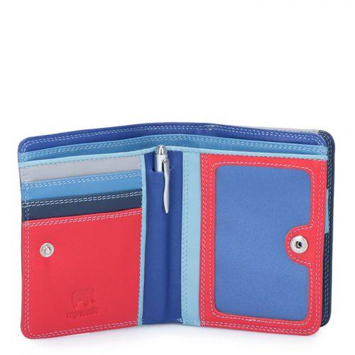 Medium Wallet w/Zip Around Purse Royal