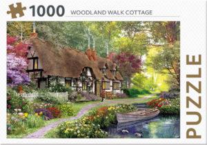 Puzzel Woodland Walk Cottage