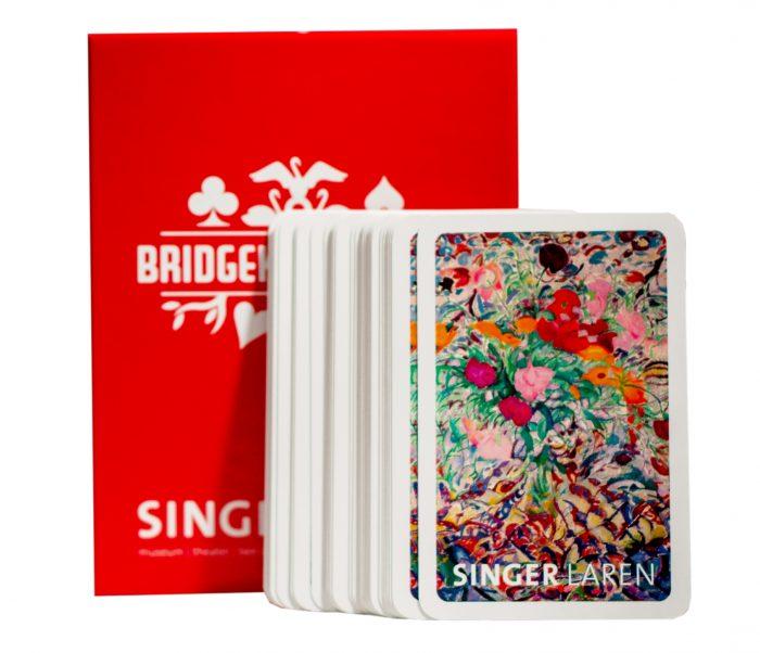 Bridge Kaarten Set Singer