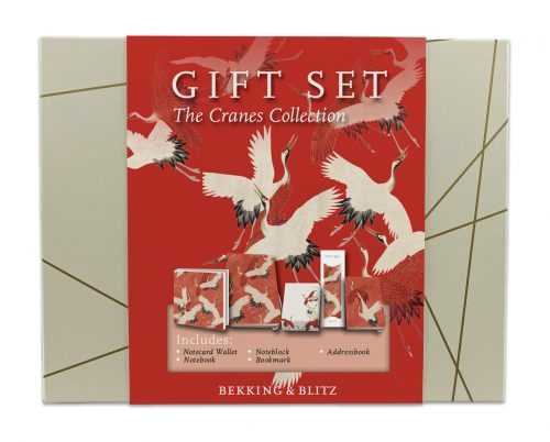 BG5002 Gift Set The Cranes Collection